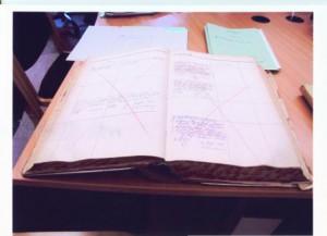 Vereinsregister Buch